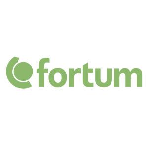 Fortum Oy:n logo.